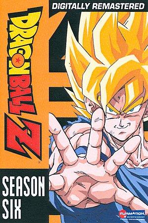 DRAGON BALL Z:SEASON 6 BY DRAGON BALL Z (DVD)